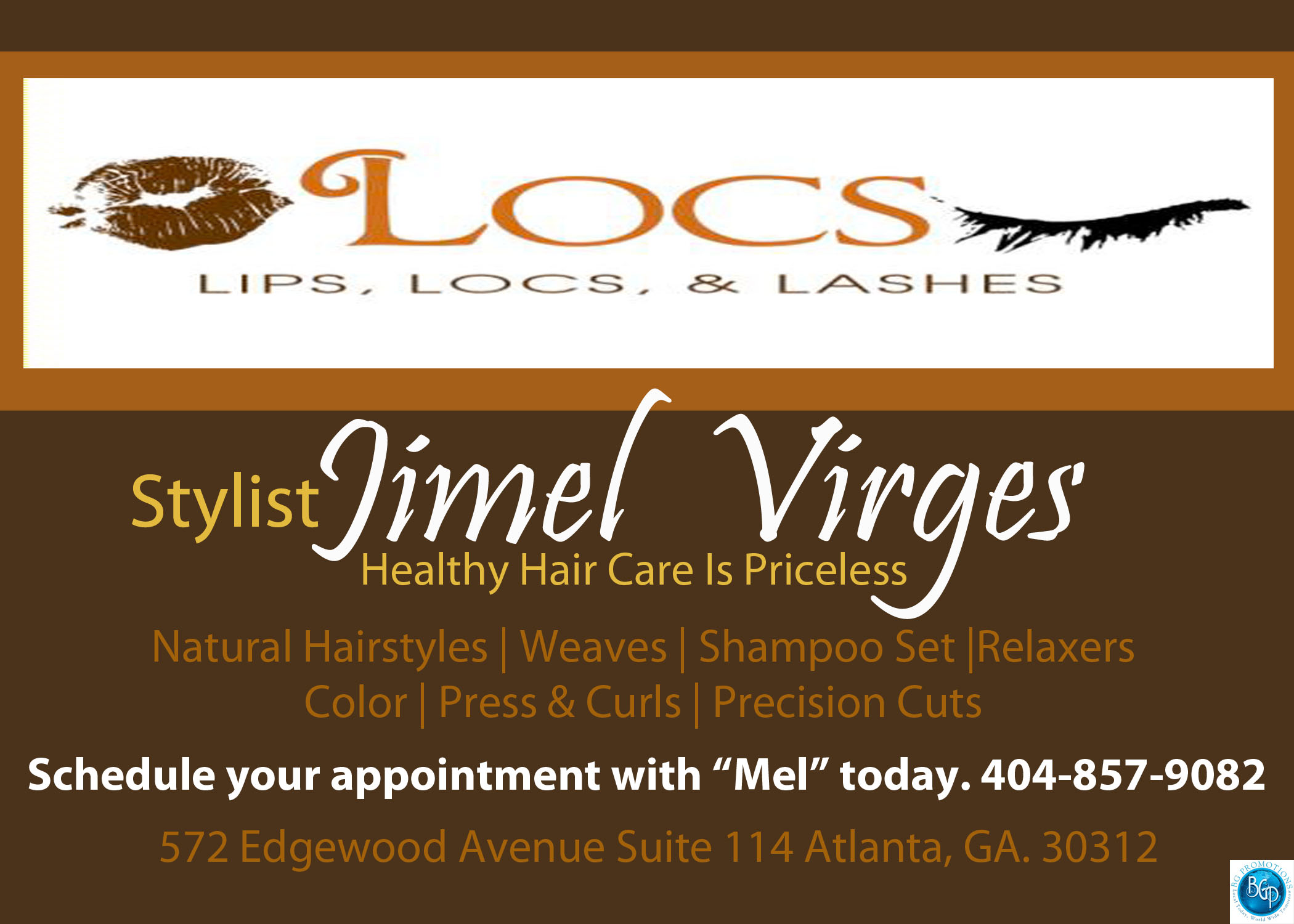 Black Hair Salons | The World of BG Promotions!